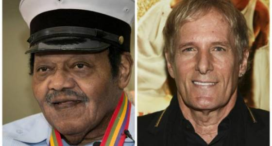 Fats Domino, Michael Bolton: Today's celebrity birthdays list (February 26, 2017)