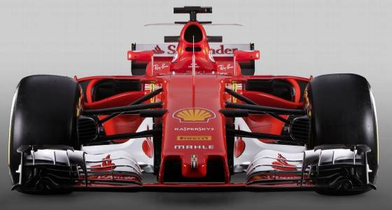 Ferrari launch 2017 challenger, the SF70-H