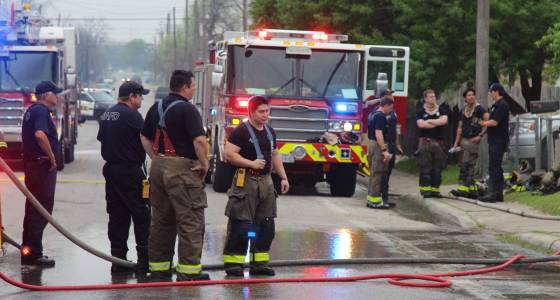 Fire in laundry room causes thousands of dollars in damages to East Side home