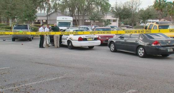 Florida toddler dies soon after getting left in hot auto