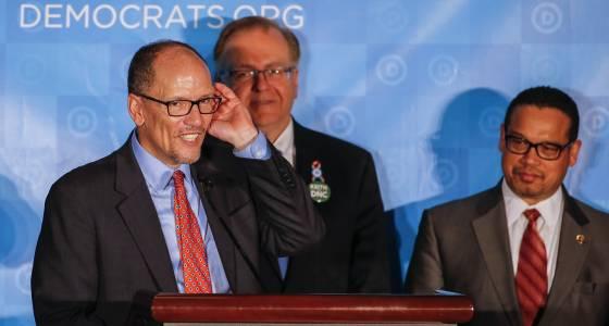 Former Labor Secretary Tom Perez elected leader of Democratic party