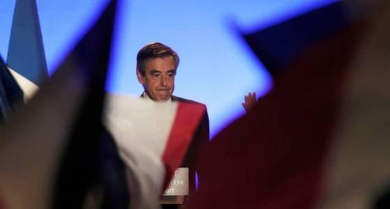 France's Fillon: 'I won't surrender' despite pending charges