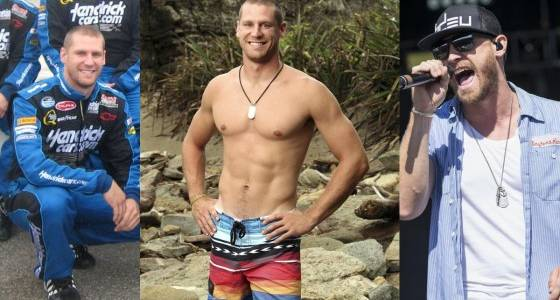 From a NASCAR pit crew member to 'Survivor' star, Chase Rice still prefers country music