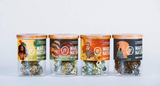 From album art to cannabis containers, L.A. graphic artist Neville Garrick has designs on preserving Bob Marley's legacy