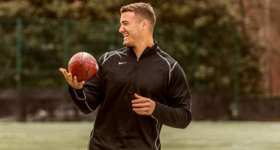 From zero to ... No. 1? Mitch Trubisky has come out of nowhere
