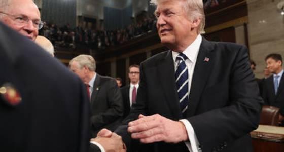 Full transcript of Donald Trump's first speech to Congress