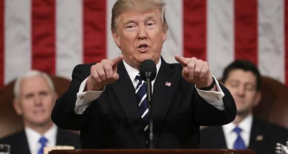 Full transcript of President Trump's address to Congress