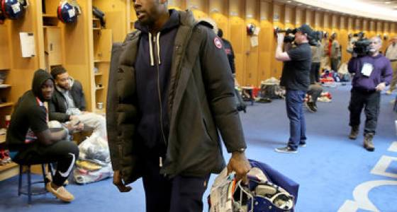 Giants' salary cap space takes big hit with Jason Pierre-Paul franchise tag