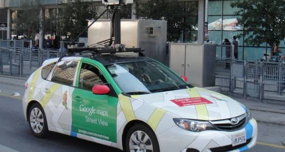 Google Street View cars turned into gas leak detectors