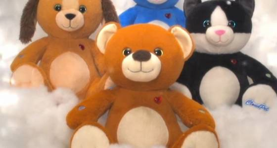 Hackers ransom children's voices recorded on teddy bears
