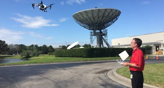 Harris launches effort to expand drone-safe flying zones