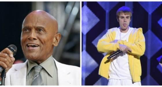 Harry Belafonte, Justin Bieber: Today's celebrity birthdays list (March 1, 2017)