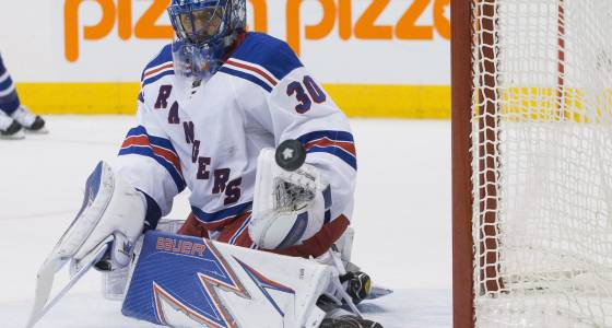 Henrik Lundqvist is hot, and he wants 'to go with the flow'