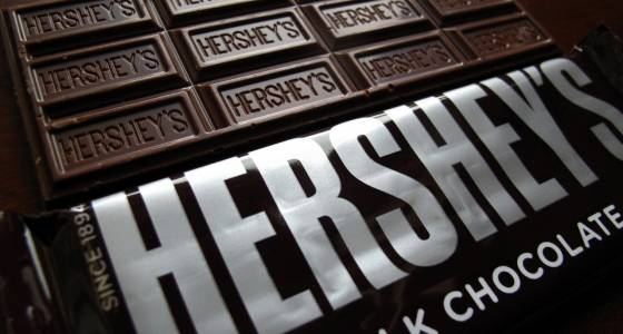 Hersheys to Reduce Global Workforce by 15%