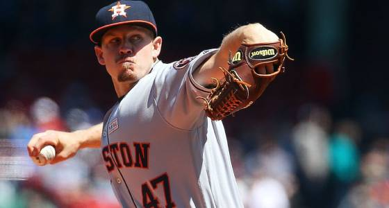 High expectations await Chris Devenski, who gives Astros options