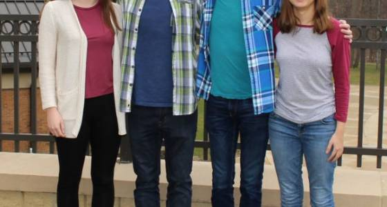 Highland schools news: National Merit Scholarship finalists, canned food drive, Academic Challenge Team, Highland Pride Award nominations, Shred & Threads Day
