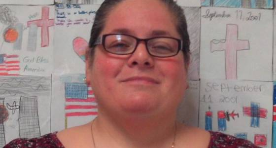 Hillsborough gives top award to teacher who likes to check in with students, parents