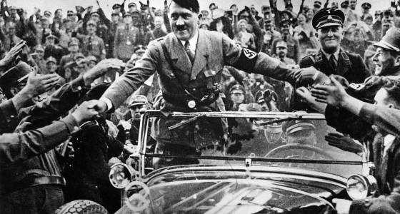Hitler got regular injections of cocaine, meth and opiates: book