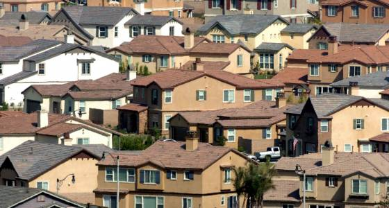 Homeownership dips almost everywhere, except the Inland Empire