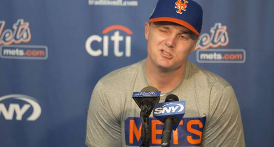 How Jay Bruce convinced Mets of 1st base plan in one day