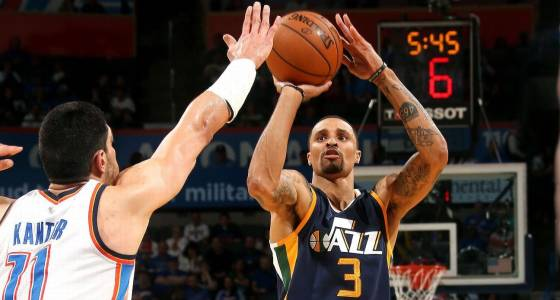 How much is George Hill worth to the Jazz?