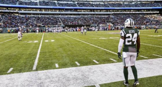 How much salary cap space do Jets have after cutting Darrelle Revis?