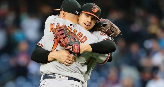 How the overachieving O's keep trumping the projections