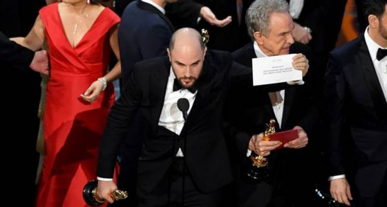 How the very best picture Oscar snafu unfolded