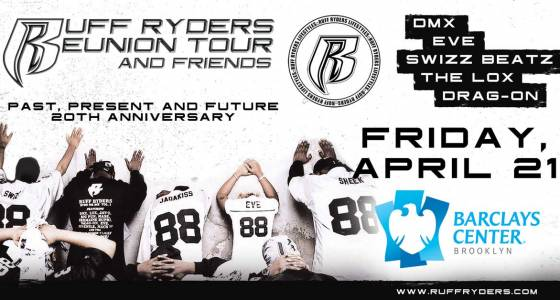 How To Get Ruff Ryders 2017 Reunion Concert Tickets: Pre-Sale Information Revealed