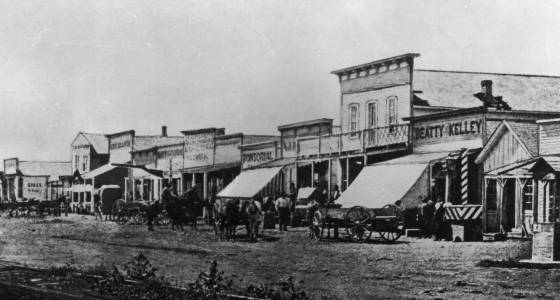 How two badass sheriffs tamed the most dangerous town in the Wild West