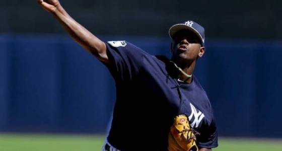 How Yankees' Luis Severino showed what he's been missing -- briefly