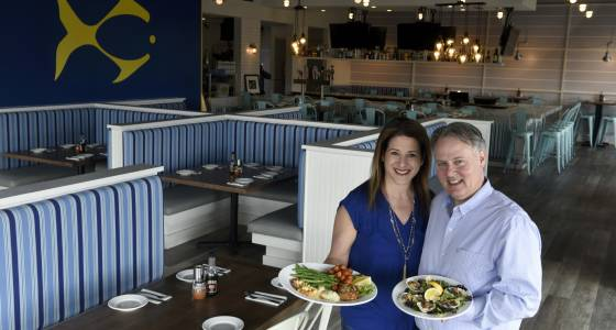 Hudson Coastal brings flavorful seafood to Fulton