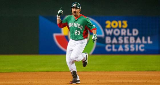 If he's A-Gone, then what will Mexico do in the WBC?