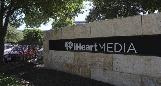 IHeartMedia shares drop amid warning it may not survive another year