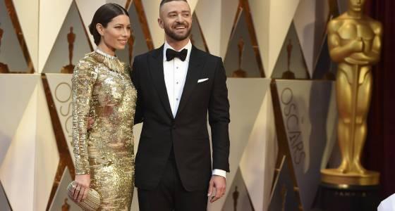 Images: Oscars red carpet