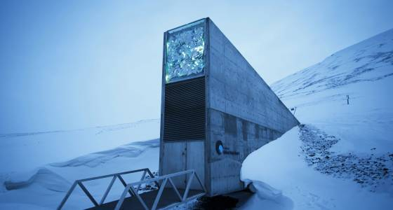 In case of apocalypse, Arctic 'Doomsday Vault' can regrow food supply