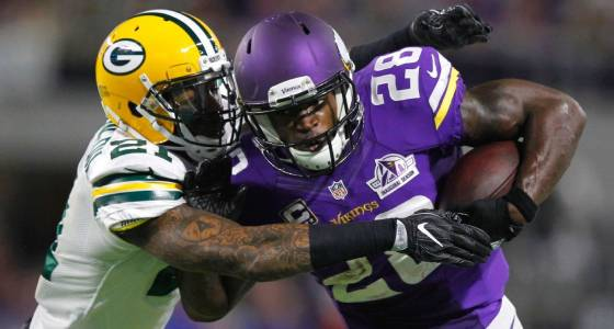 Is Adrian Peterson a first-ballot Hall of Famer?