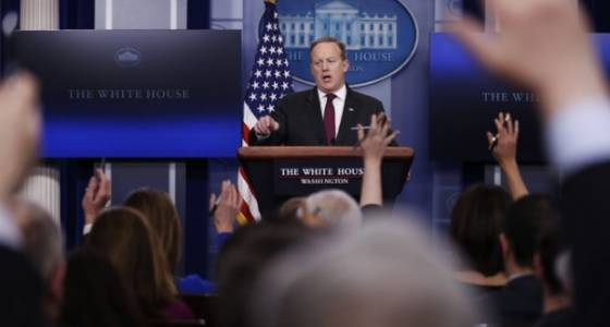 Is it wrong to exclude members of the media from White House press briefings?