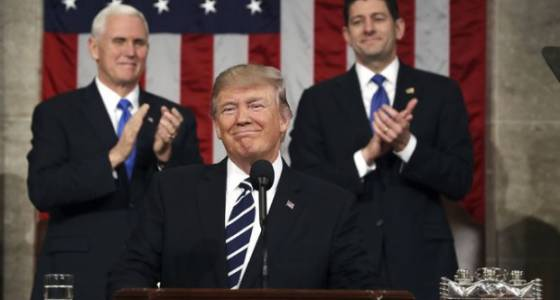 Is Obamacare 'collapsing'? How much does immigration cost? Fact-checking Trump's speech