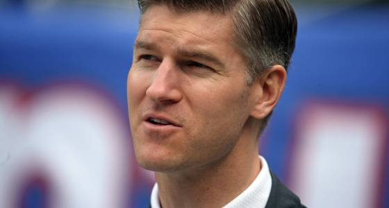 Is Ryan Pace willing to trade down for QB or bluffing? Are his lips moving?
