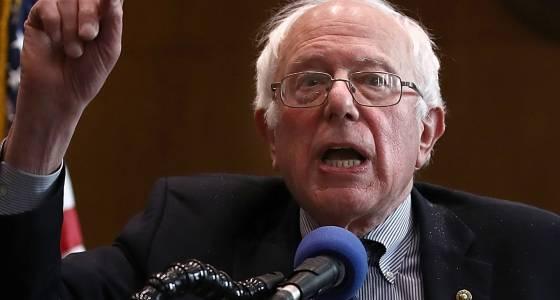 Is this Bernie's revenge on the DNC?