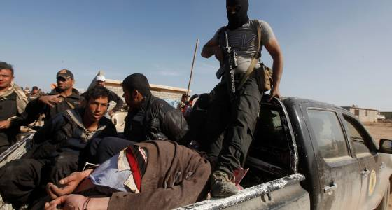 ISIS Leader Dead? Islamic State Emir Killed By Iraqi Forces In Western Mosul