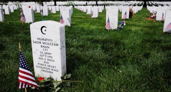 Islam In America: Army's Christian Leader Is A Muslim