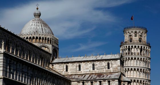 Italy Tourism: Ferris Wheel In Pisa Near Leaning Tower Planned For Summer