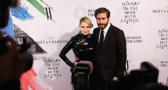 Jake Gyllenhaal Celebrates Broadway Debut With Maggie Gyllenhaal, Peter Sarsgaard, Annaleigh Ashford And Moët & Chandon