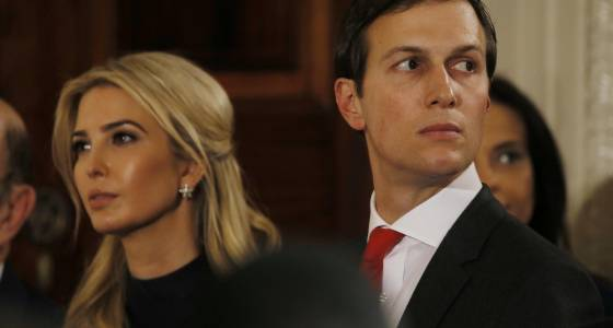 Jared Kushner, Ivanka Trump White House Roles Inappropriate, Poll Says