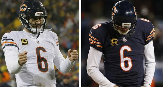 Jay Cutler's mixed-up legacy with the Bears