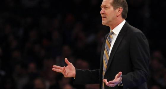 Jeff Hornacek on hot seat? Vegas odds suggest Knicks coach could be fired