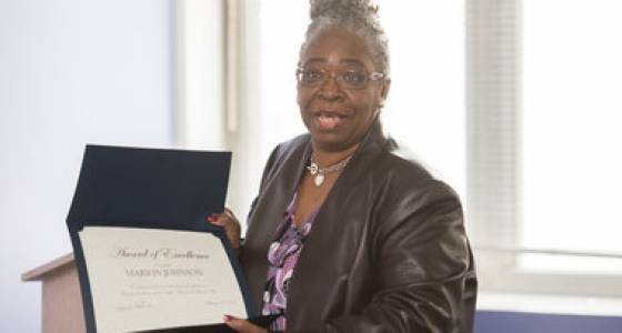 Jersey City teacher honored as one of N.J.'s own 'Hidden Figures'