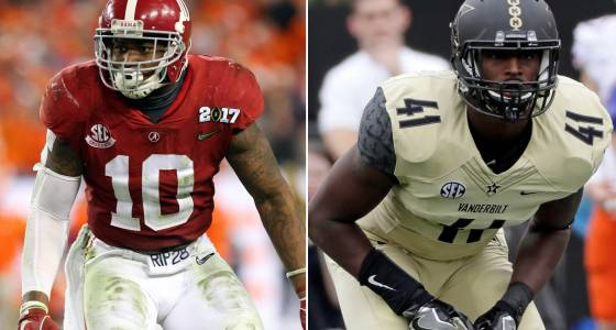 Jets replace David Harris, Giants load up on defense in NFL mock draft